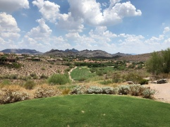 Signature 10th tee view.
