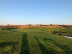 The Pointe - Behind 3rd green.