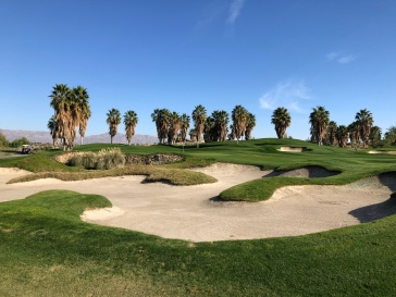 7th approach and great bunker complex.