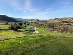 Great view from back of 16th tee.