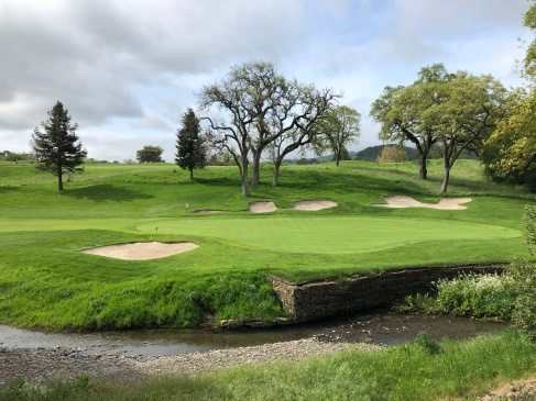 Another side view of 7th green.