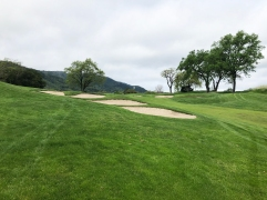 11th approach angle.